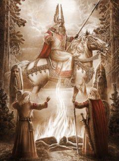Zjavenie Svaroga