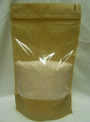 Himalájska kryštalická soľ jemne mletá ružová 1 kg