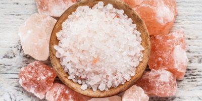 Himalájska soľ a produkty z nej