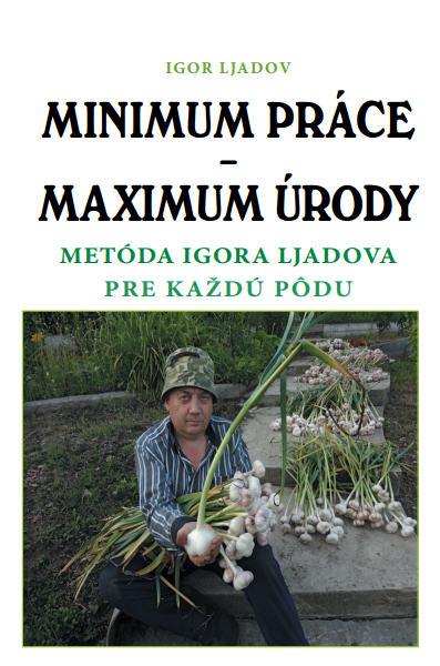 Minimum prace - Maximum úrody obalka